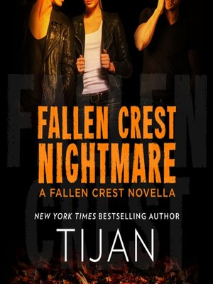 cover image of Fallen Crest Nightmare