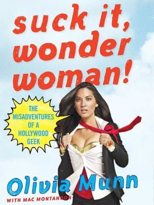 cover image of Suck It, Wonder Woman!
