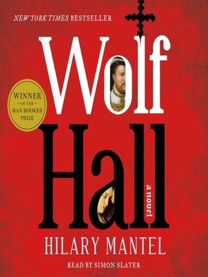 cover image of Wolf Hall