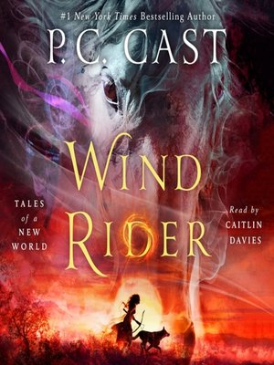 cover image of Wind Rider--Tales of a New World