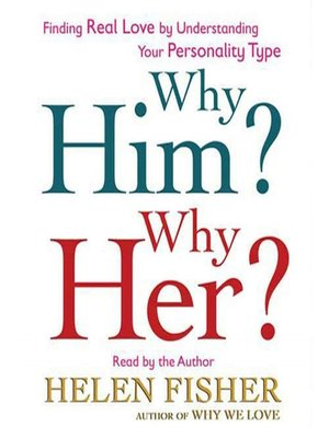 cover image of Why Him? Why Her?
