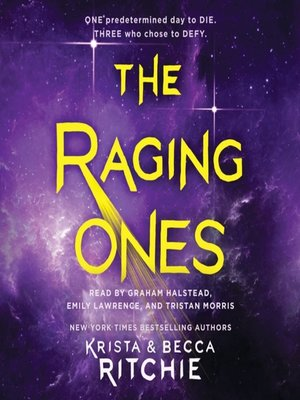cover image of The Raging Ones