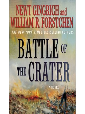 cover image of The Battle of the Crater