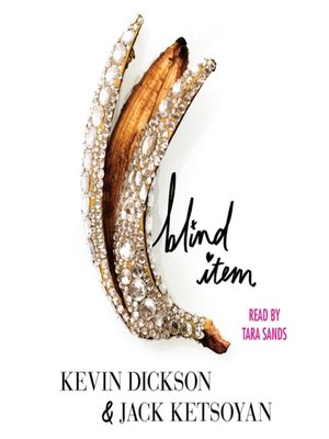 cover image of Blind Item Series, Book 1
