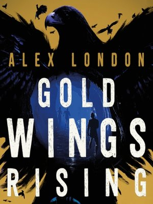 cover image of Gold Wings Rising