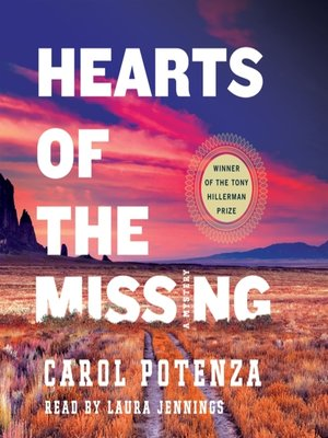 cover image of Hearts of the Missing