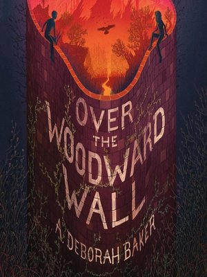 cover image of Over the Woodward Wall