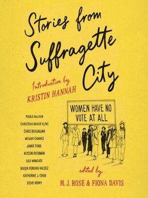 cover image of Stories from Suffragette City