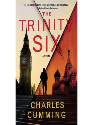 cover image of The Trinity Six