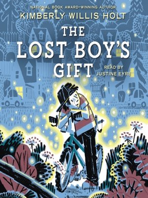 cover image of The Lost Boy's Gift