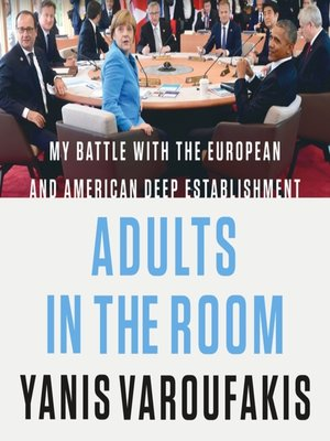 cover image of Adults in the Room