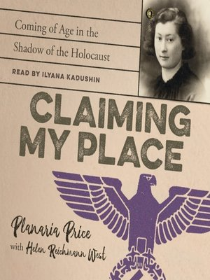 cover image of Claiming My Place