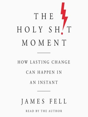cover image of The Holy Sh!t Moment