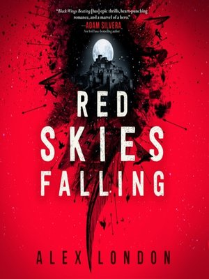 cover image of Red Skies Falling