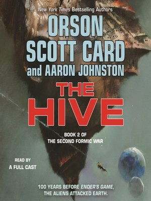 cover image of The Hive--Book 2 of the Second Formic War