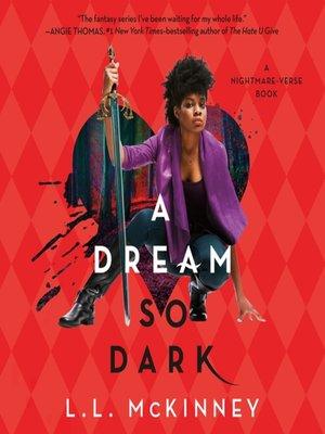 cover image of A Dream So Dark