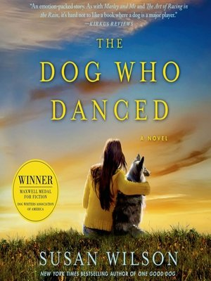cover image of The Dog Who Danced
