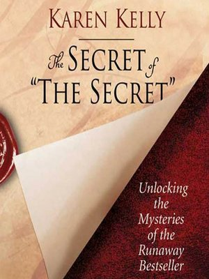 cover image of The Secret of the Secret