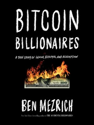 cover image of Bitcoin Billionaires