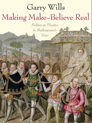 cover image of Making Make-Believe Real