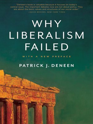 cover image of Why Liberalism Failed
