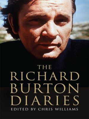 cover image of The Richard Burton Diaries