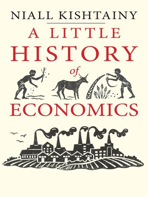 cover image of A Little History of Economics