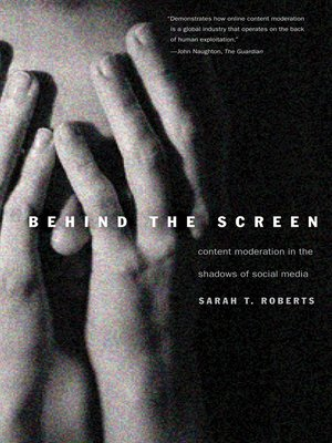 cover image of Behind the Screen