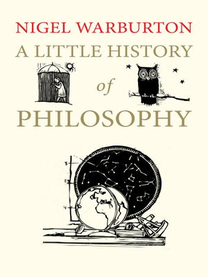 cover image of A Little History of Philosophy
