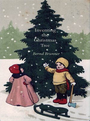 cover image of Inventing the Christmas Tree