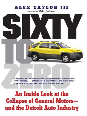 cover image of Sixty to Zero