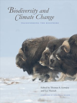 cover image of Biodiversity and Climate Change