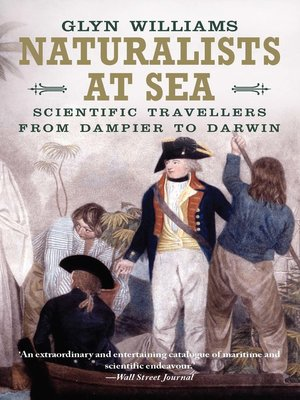cover image of Naturalists at Sea