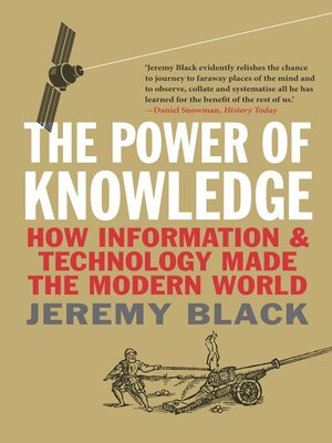 cover image of The Power of Knowledge