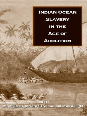 cover image of Indian Ocean Slavery in the Age of Abolition