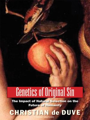 cover image of Genetics of Original Sin