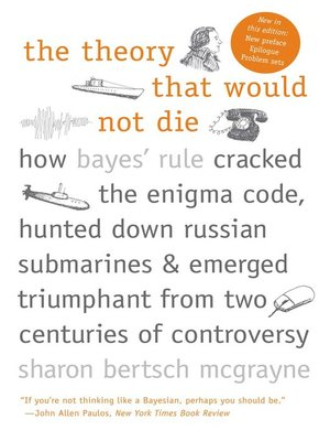 cover image of The Theory That Would Not Die