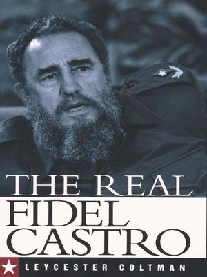 cover image of The Real Fidel Castro