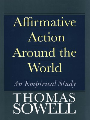 cover image of Affirmative Action Around the World
