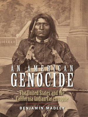 cover image of An American Genocide
