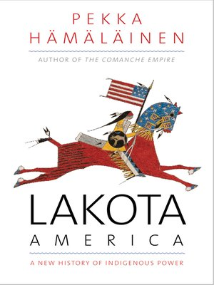cover image of Lakota America
