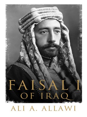 cover image of Faisal I of Iraq