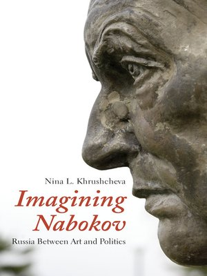cover image of Imagining Nabokov