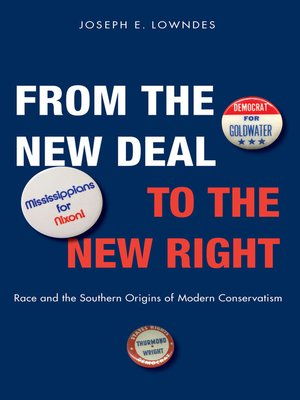 cover image of From the New Deal to the New Right