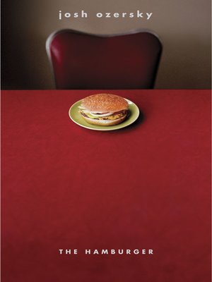 cover image of The Hamburger