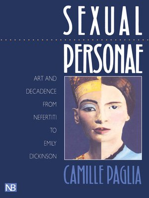 cover image of Sexual Personae