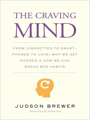 cover image of The Craving Mind