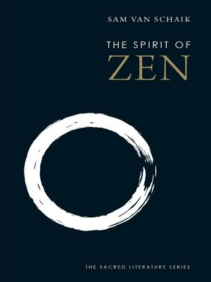 cover image of The Spirit of Zen