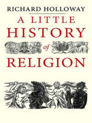 cover image of A Little History of Religion