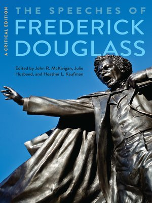 cover image of The Speeches of Frederick Douglass